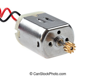 Small size direct current motor