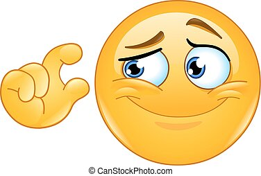 Small size emoticon - It is too small. Emoticon showing...