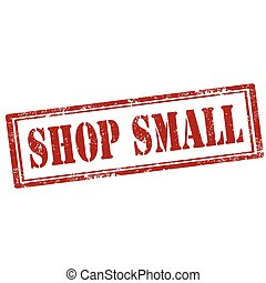 small-stamp, magasin