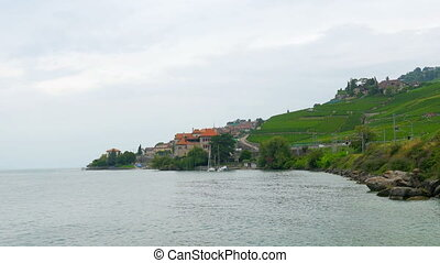 """""""small town between lausanne and montreux, geneva lake,..."""