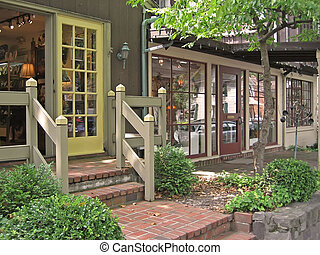 Small town Store Fronts - Small Town Store Fronts