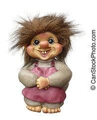 Small troll