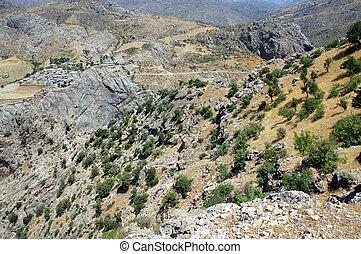 Small village in Kurdistan