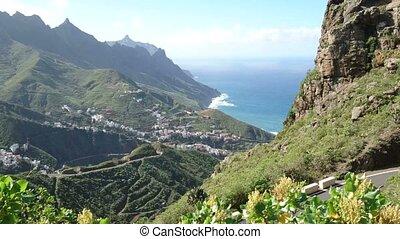 Small village in Tenerife