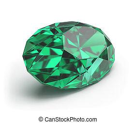 smaragdzöld
