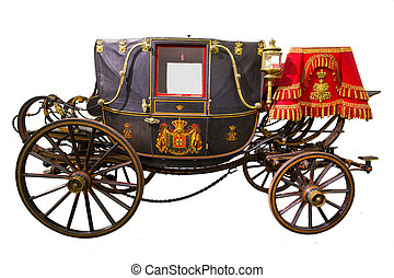 black historic carriage - Smart black historic carriage...