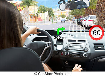 smart car concept