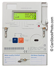 Smart Electricity Meter - Residential smart electricity...
