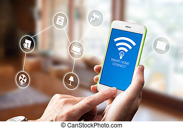 Smart Home Device - Home Control