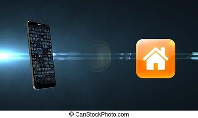 Smart House. House management. Remote smart home control. - ...