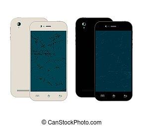 Smart phone design