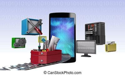 Smart phone, for app programmers. - Smart phone,app...
