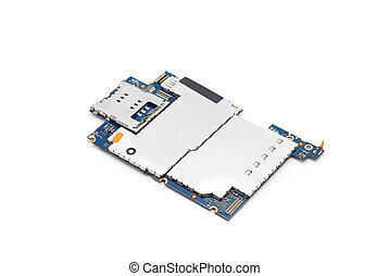 smart phone mainboard