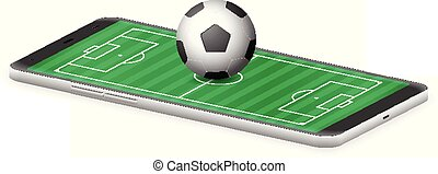 Smart phone soccer