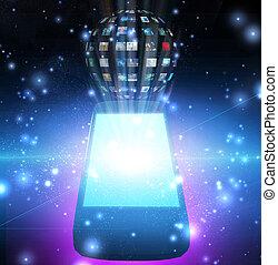 Smart Phone Video Sphere or Image Sphere