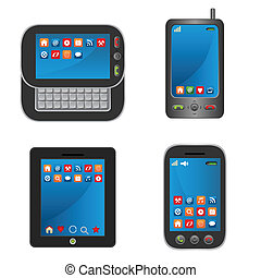 Smart phones - Smart mobile devices and phones