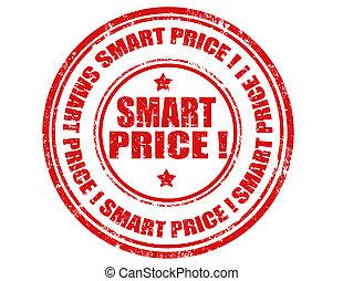 Smart Price-stamp