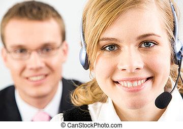 Smart receptionist