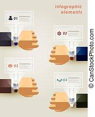Smart watch concept
