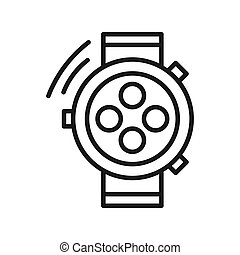 smart watch vector illustration design