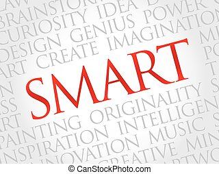 Smart word cloud