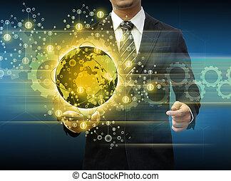 smartphone, μέσα ενημέρωσης , κοινωνικός , κράτημα , επιχειρηματίας , κόσμοs , τεχνολογία