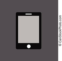 smartphone, デザイン, レトロ