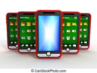 smartphone, 概念
