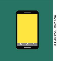 smartphone, 現代