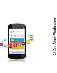 Smartphone App Internet