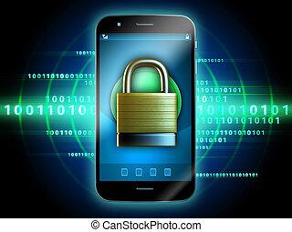 smartphone, assicurare