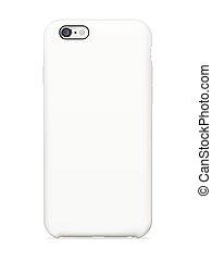 Smartphone back cover mock up