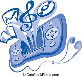 Smartphone, communicator