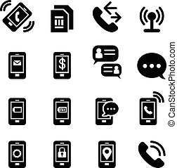Smartphone icon