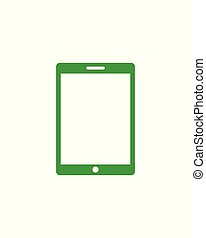 Smartphone Icon in trendy flat style