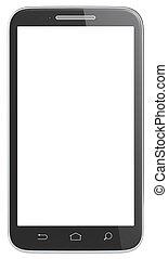 smartphone., isoladed