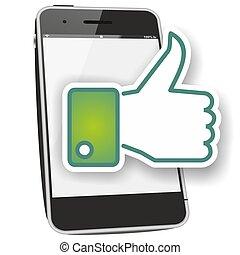smartphone like
