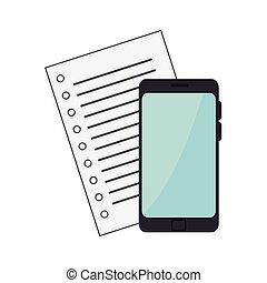 smartphone, móvil, dispositivo