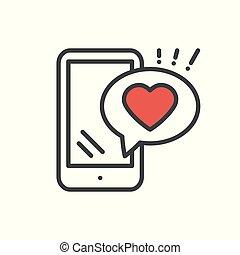 Online-Dating-Optionen