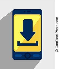 smartphone, mobile