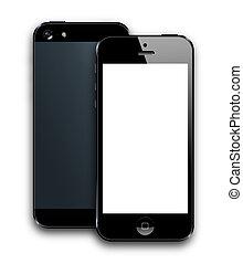 smartphone, moderne