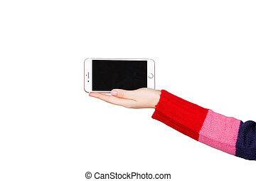 smartphone, presentación