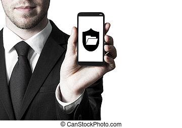 smartphone security