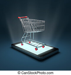 Smartphone shopping