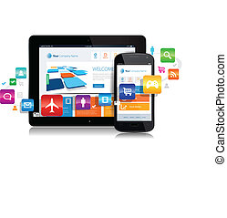 Smartphone Tablet Apps
