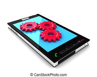 smartphone, toestellen