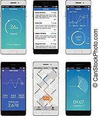 Smartphone Ui Set