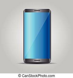 smartphone, vector