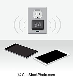 smartphone wireless charge