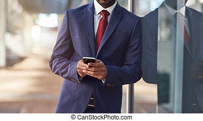 smartphones, 為, 好, 事務